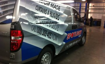 car wrap Melbourne